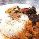 Padang Rice ($4.50)