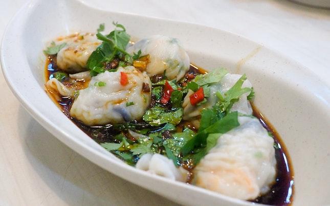 Japanese Dumpling ($5.00/5 pcs)
