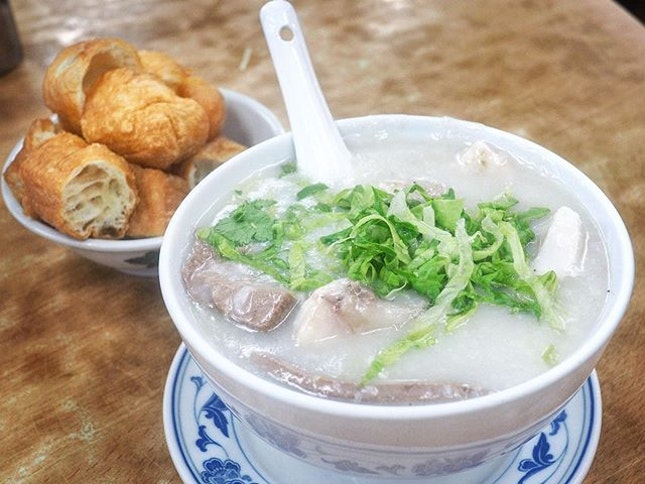 My first taste of Mui Kee congee was during its pop-up at Casa Verde a couple of years ago, but I couldn't fully appreciate it considering the hefty price tag back then.