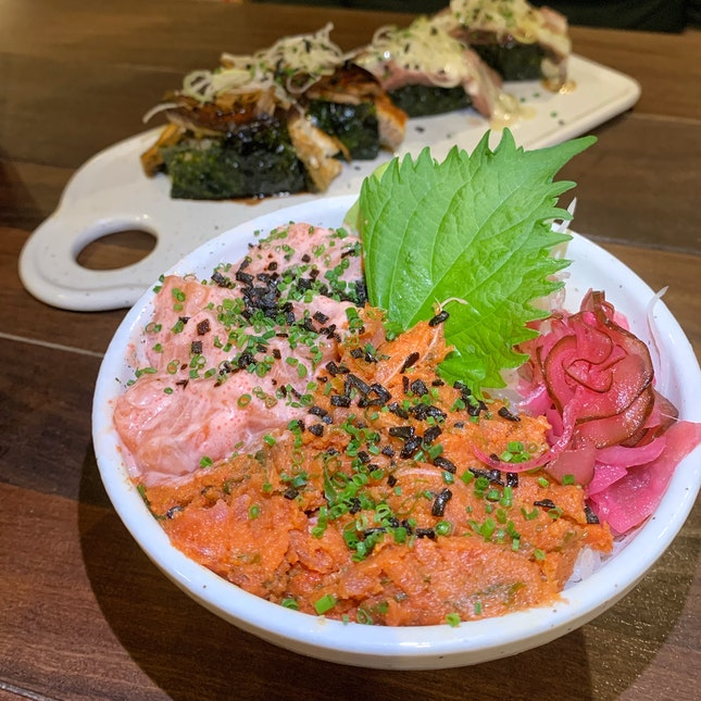 Spicy Mentaiko ($19.90++)