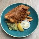Fish & Chips ($18)