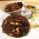 Ayam Buah Keluak Fried Rice Set