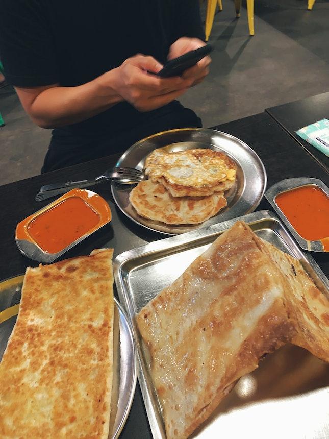 Best Crispy Prataaa
