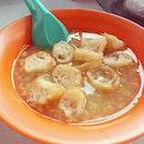 Lek tau suan (mung bean soup) @ RM1.50 #takepicha #dinewithannna #2013 #food #foodie #foodporn #foodspotting #instafood #nomnom #yumyum #yummy #instahub #instalove #igmy #instamalaysia #ig #sarawak #kuching
