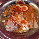 Spicy Crab Broth W Flavoured Egg
