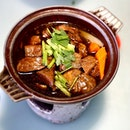 Alexandra Village has all the delicious claypot, firepot dishes.