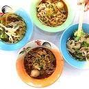 $2 Thai Boat noodles.