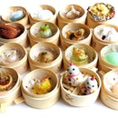 ALL these dimsum.