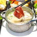 Faigo Hotpot is one of China's most popular hotpot restaurants, and I would recommend this If you are up for some high-quality meat and fresh seafood with variety of tasty soup bases.