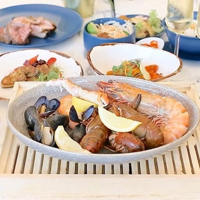 Impressive NEW International Buffet And Sunday Brunch At Food Exchange @novotelstevens Novotel Singapore on Stevens50% OFF 2nd Diner.