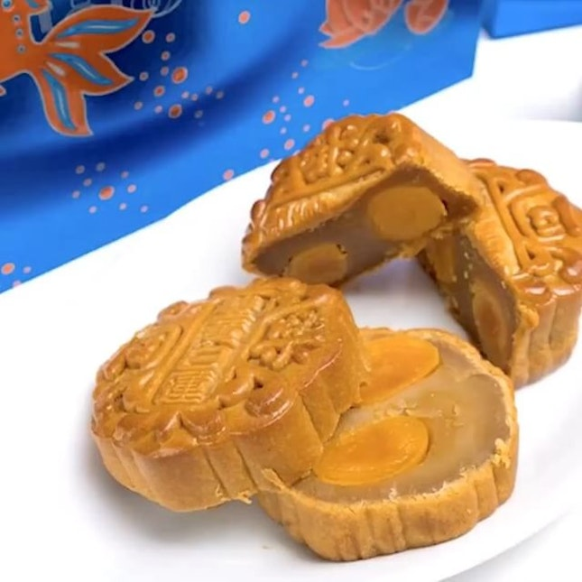 "Check out the 1st Mooncakes Certified ""Lower Sugar and Source of Dietary Fibre"" In Singapore, from TungLok Group."