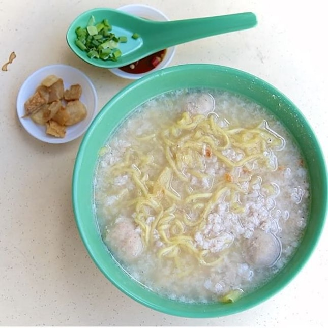Its time the SOUP version of Bak Chor Mee deserves more credit.