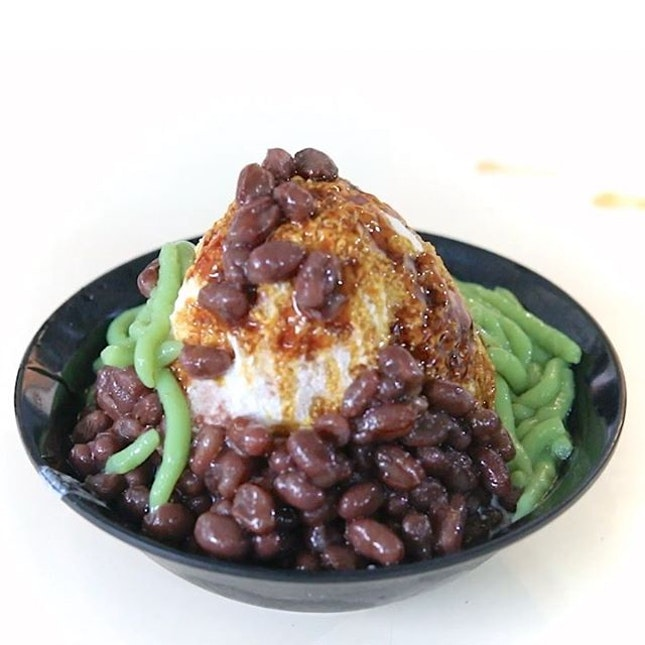 Where did Nyonya Chendol come from?