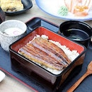 Unaju in a bento box from @unauna.sg .