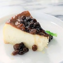 Burnt Rum & Raisin Cheesecake from the new PS.Cafe at Great World.