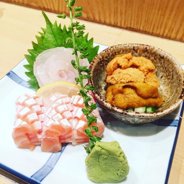 3 Type Sashimi