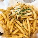 Truffle Fries ($7)