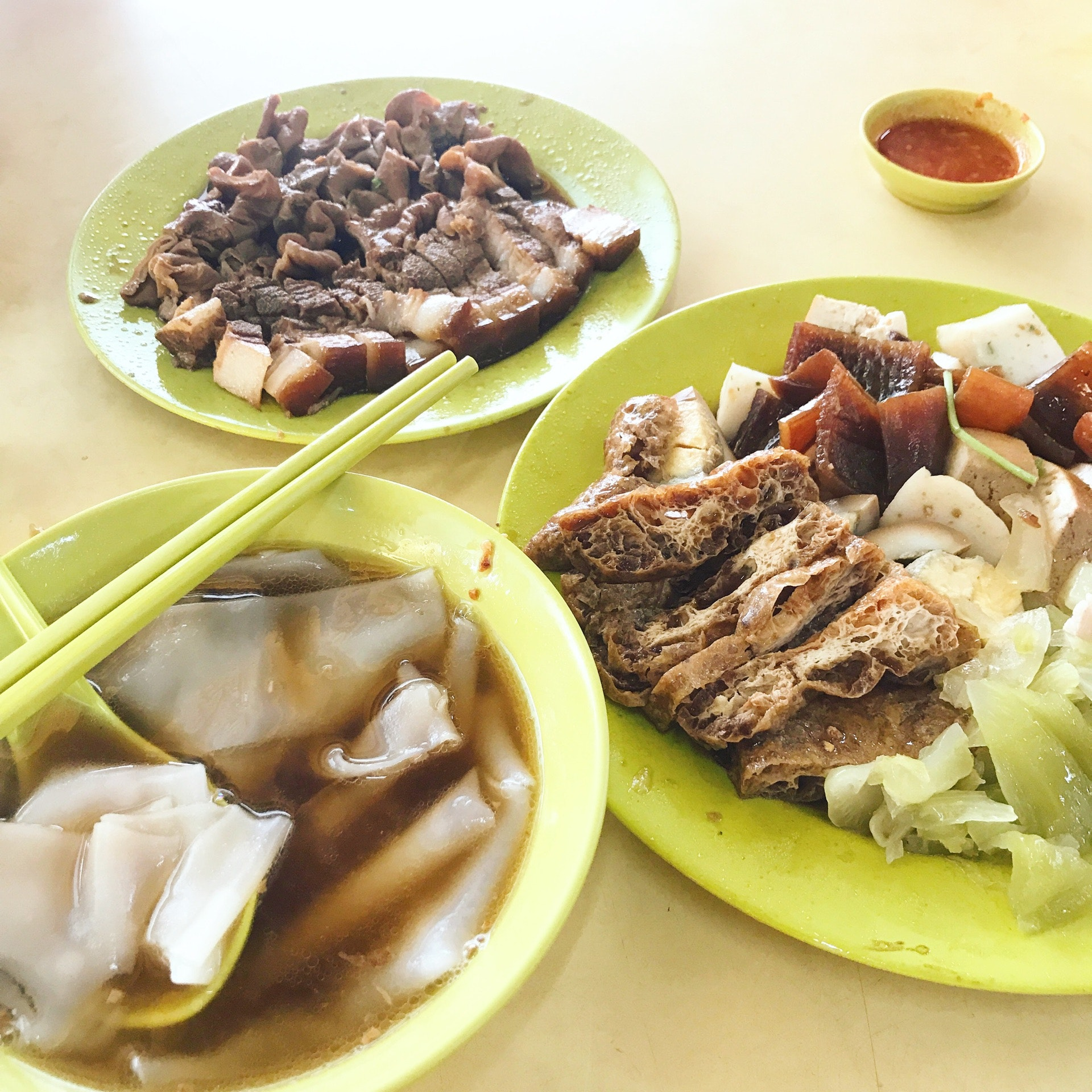 Ying Yi Kway Chap & Braised Duck (Cheng San Market & Cooked Food Centre)