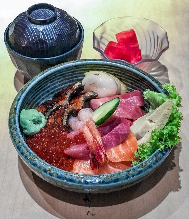Chirashi Kou ($35)