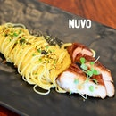 #NuvoSG has pretty good lunch menus at only $15 for 3 courses!