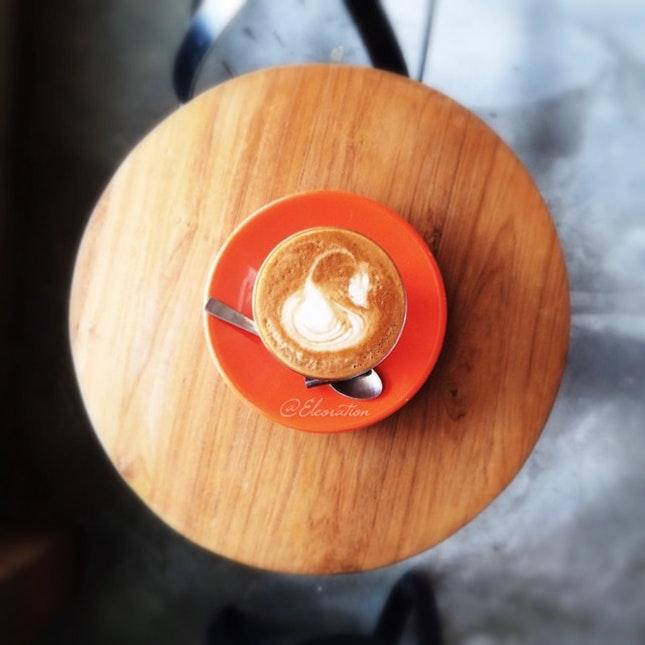Roasted Almond Latte