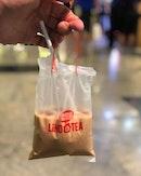<🇬🇧> Old Skool Teh Tarik • 🥤: Milk Tea - S$0.90 📍: @lihosg Singapore