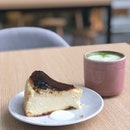 Don't miss the Burnt Cheesecake!