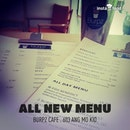 All New Menu at Burpz this August 2014.