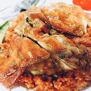 Jefri The Original Botak Chicken Rice (Bedok Interchange Hawker Centre)