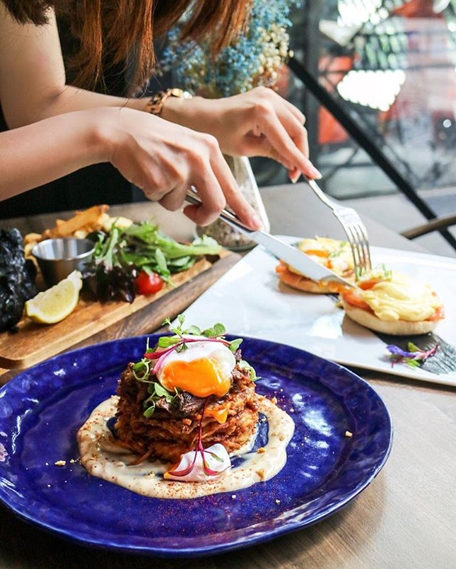 For brunch this weekend, why not head over to Roosevelt to try their signatures in their revamped menu?