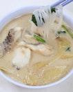 XO Fish Meat Bee Hoon ($6)