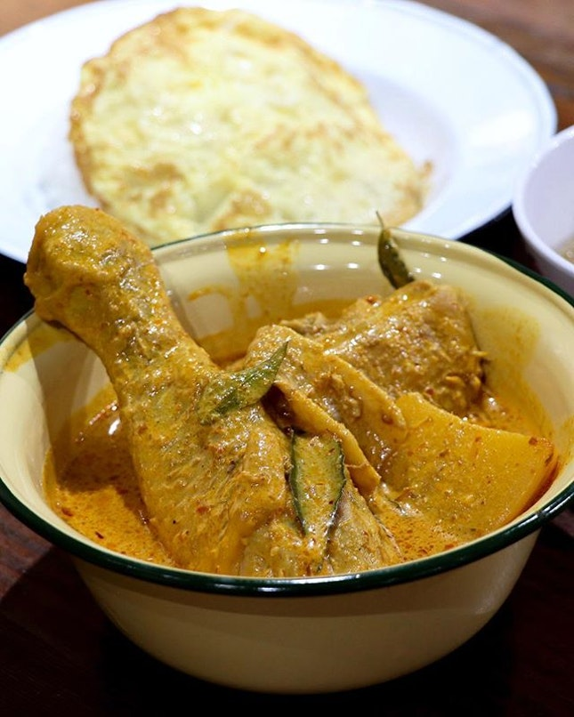 Most of the curries nowadays have been sort of disappointing as they are either watered down, under-seasoned or lacking the heat and fragrance.