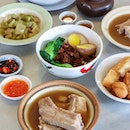 One of our legendary homegrown brands, Ng Ah Sio has been synonymous with serving the Singapore version of bak kut teh since 1955.