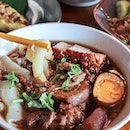 The set lunch at Long Chim features a selection of Thai street food that's modernised with a classy touch to it.