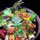 """My eyes zoomed straight at the """"Signature Char Siu Bowl ($16)"""" when I saw the menu and at the end of it, it was clearly a great choice to order that."""