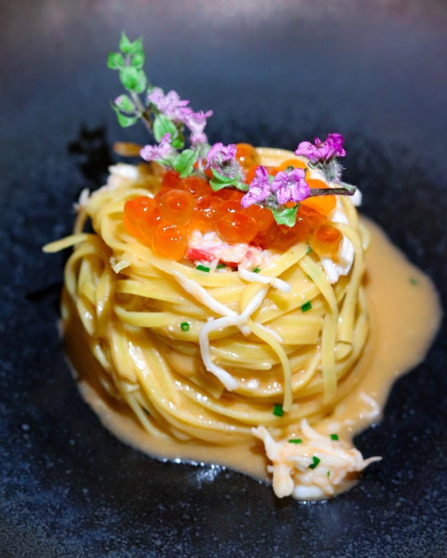 With 1-Michelin Star and ranked 19th out of the top 50 Italian restaurants in the world, Braci is a top dining destination in Singapore offering a degustation menu for dinner.