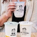 With the boba trend well saturated in the market, it is time to welcome in the yogurt drinks.