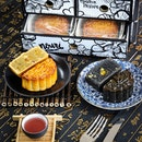 A special collaboration for Mid-Autumn festival, Minerva Passion has teamed up with Chef Ivan Brehm of One-Michelin Star Restaurant Nouri to offer a gift set of 4 baked mooncakes of different flavours ($88) for the occasion.