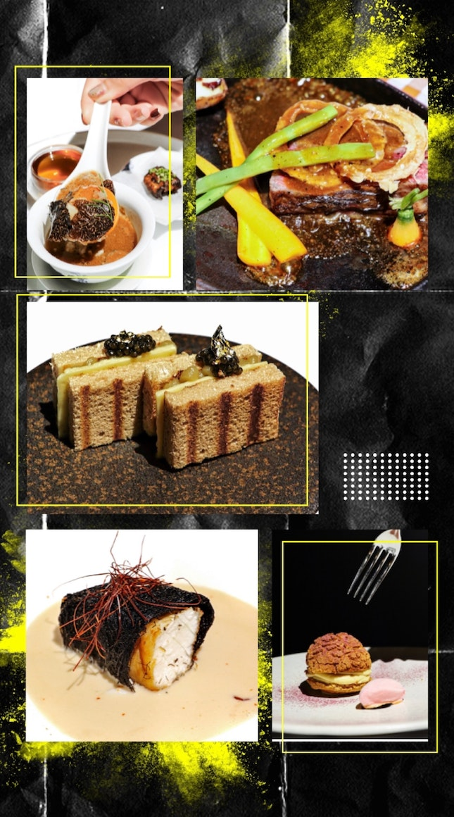 I 100% guarantee that you will be amazed and wowed by how Chef Han is able to transform our everyday familiar local delights into these modern interpretations at Restaurant Labyrinth.
