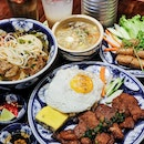 Previously, it was a spur of the moment, Vietnamese food craving situation when we walked into Co Chung at their first outlet in Plaza Singapura, and we were both impressed with the food quality and flavour.