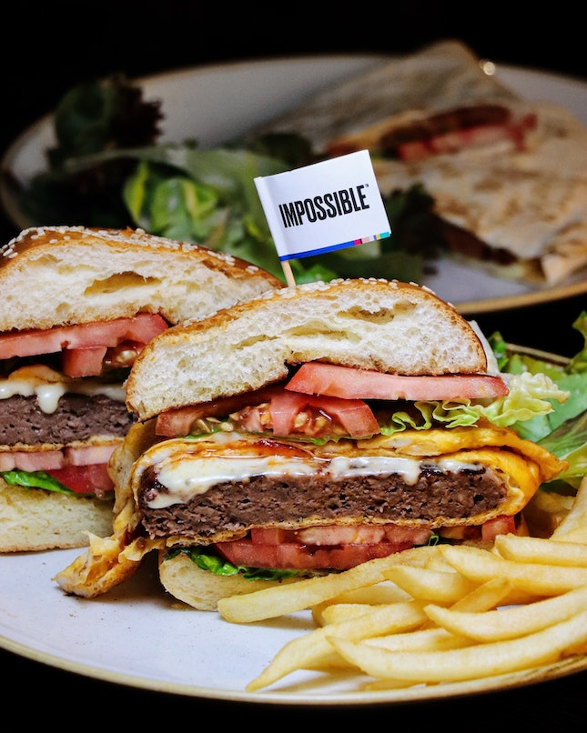 Oriole Coffee + Bar, a pioneer in the Singapore café scene has reinvented themselves by introducing four new plant-based burgers and sandwiches in the menu, available from 4 May to 2 August.