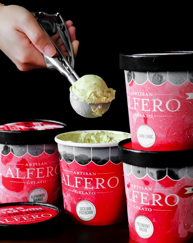 Well acclaimed artisan gelato brand, Alfero Gelato, has launched the Allulose series, a range of seven different gelato flavours that are keto-friendly, and each contains low calories so that you are able to indulge happily and healthily.