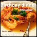 #birthday #dinner