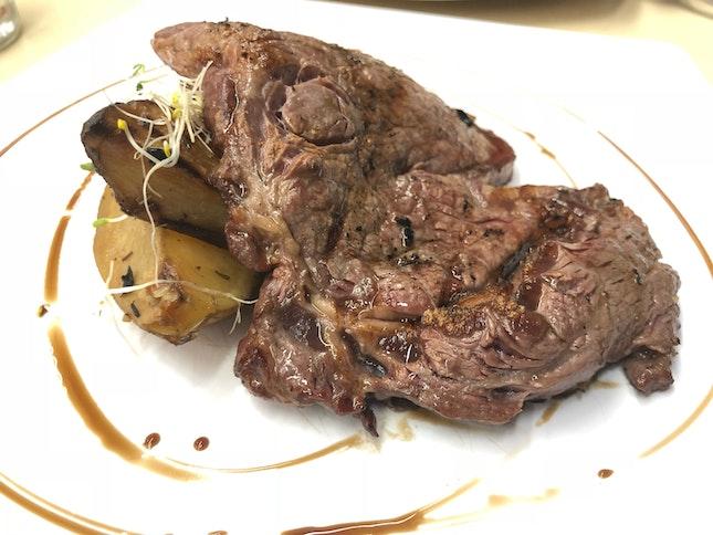 Steak It