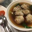 Dumpling Soup ($9.50)