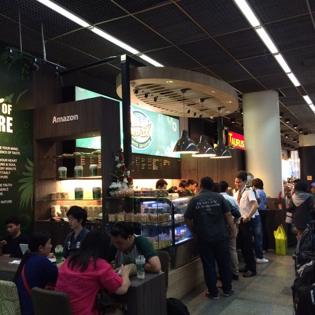 Amazon Café