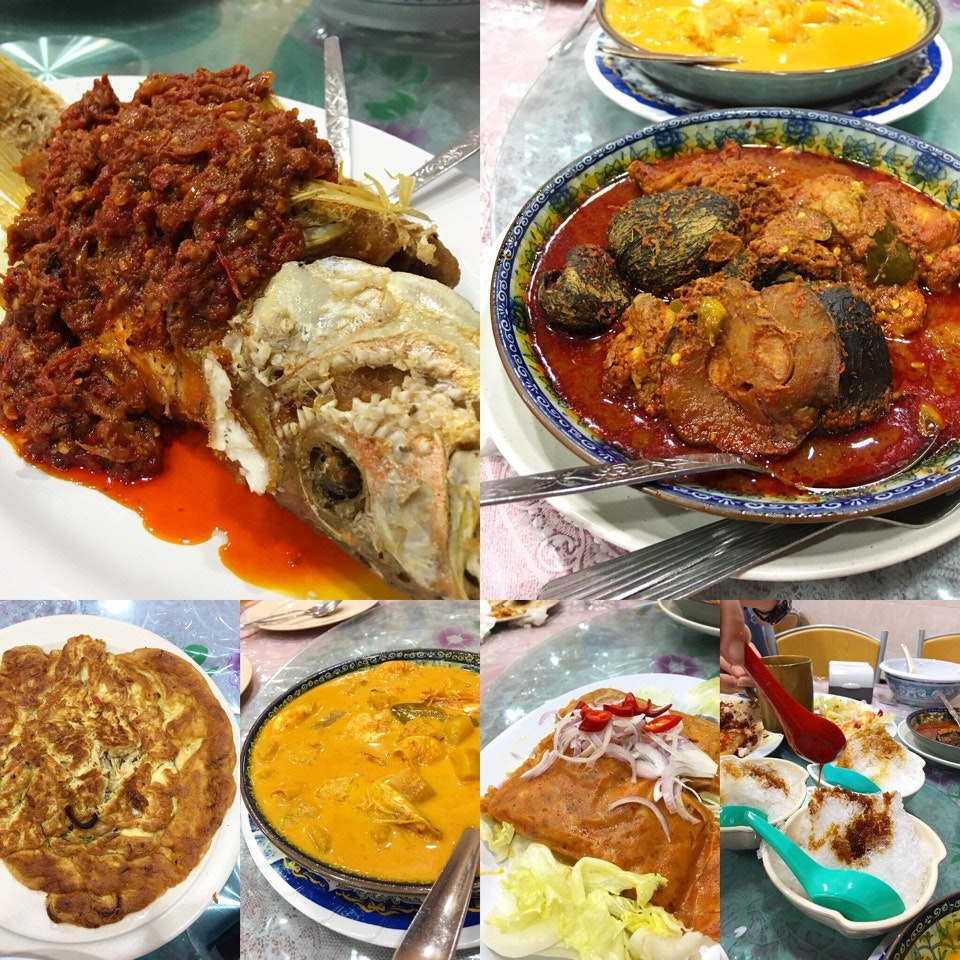 Restoran Aunty Lee Nyonya Food