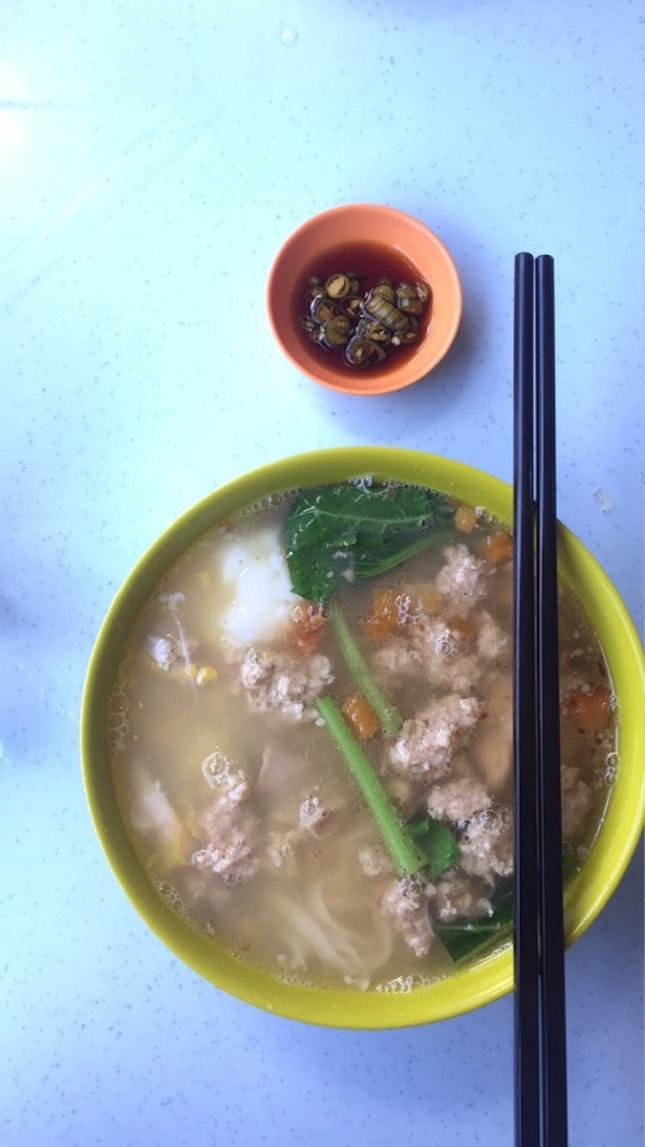 For Rainy Days | Ah Or Chu Yuk Fun