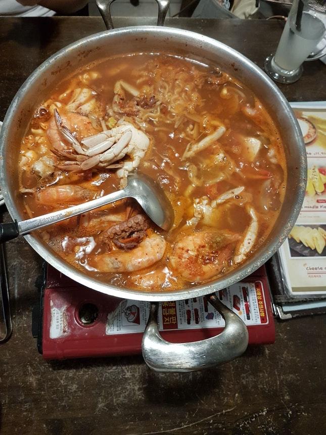 Katong korean food