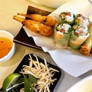 So pho : Mixed Appetizers
